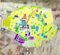 وزيرة الإعمار تصادق على تحديث التصميم الأساس لمدينة القوش في محافظة نينوى