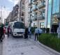 بالصور:مغادرة 52 مواطنا من الحجر الصحي في مدينة سيد الاوصياء بكربلاء