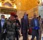 فيديو:وزير الداخلية في مرقد الامام الحسين عليه السلام
