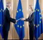 صادق الركابي يقدم اوراق اعتماده سفيرا للعراق لدى الاتحاد الأوروبيّ