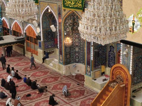 العتبة الحسينية المقدسة تنفي انباء عودة صلاة الجمعة