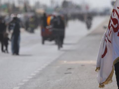 """إحباط هجوم ثلاثي على """"زوار الاربعين"""" وسط العراق"""