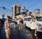 بالصور.. قائد عمليات بغداد يعيد فتح ساحة التحرير امام حركة السير