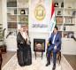 مستشار الأمن القومي يبحث مع السفير السعودي الانفتاح والتقارب بين دول المنطقة وإنهاء الخلافات
