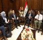 البرلمان يخاطب مجلس الخدمة ووزارة المالية بشأن حملة الشهادات العليا