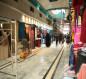 بالصور:تاهيل سوق الحسين التراثي في مركز كربلاء من قبل العتبة الحسينية