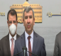 وزير النفط: بحثنا في لبنان تمتين العلاقة وكيفية الاستفادة من تجربته بالحد من وباء كورونا