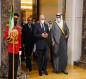 صور:رئيس الجمهورية يصل الى الكويت لتقديم التعازي بوفاة الشيخ صباح الاحمد الصباح