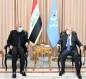 محافظ كربلاء يلتقي بحيدر العبادي في بغداد