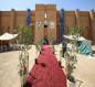 بالصور: 16 دولة شاركت في فعاليات مهرجان دولي داخل معلم اثري غربي كربلاء