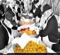 كربلاء:مضيف الإمام الحسين (ع) يقدم قرابة (2000) وجبة افطار يومية لعموم الزائرين