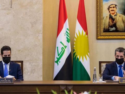 حكومة كردستان تطالب بغداد بجزء من رواتب 4 أشهر وتدعو لتدخل طرفين دوليين