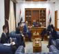 وزير المالية وسفير فرنسا يبحثان تسهيل عمل الشركات الفرنسية في العراق
