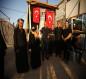 تركي وامه ... جئنا  من اسطنبول لنواسي العقيلة زينب (تقرير مصور)