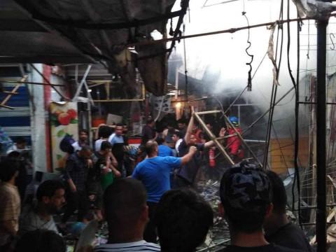 الإطاحة بشبكتين مسؤولتين عن تفجير مدينة الصدر
