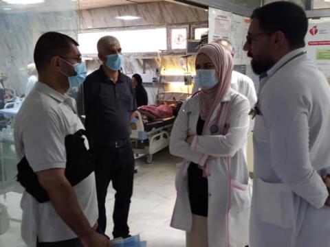 صحة الكرخ توضح بشأن انباء تسجيل 150 ألف إصابة بفيروس كورونا