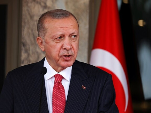أردوغان يطرد سفراء 10 دول دفعة واحدة