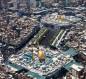 شاهد من الجو.. ملايين الزائرين يتوجهون سيراً على الاقدام نحو الحسين (ع)