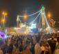 بغداد:الاحتفال بذكرى المولد النبوي الشريف بمسجد الامام ابو حنيفة النعمان